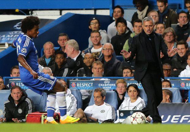 Chelsea lack maturity, admits Mourinho