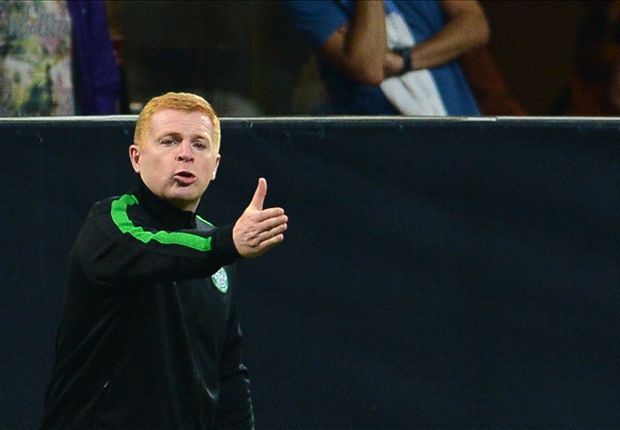 Celtic boss Lennon upbeat despite defeat to AC Milan