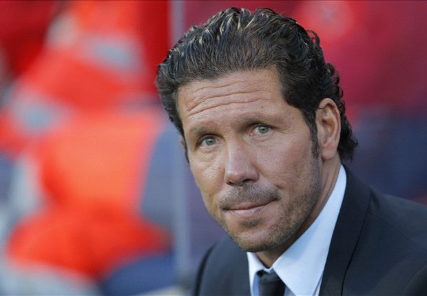 Atletico still underdogs - Simeone