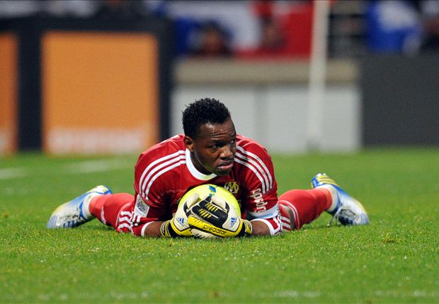 'This is not done' - Mandanda positive despite 'infuriating' Arsenal defeat