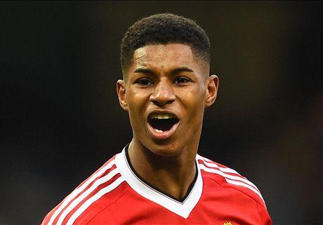 Man Utd showcase attacking talent