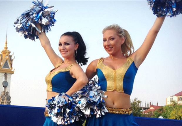 The Tiger Cage Girls will be at all TSF events.