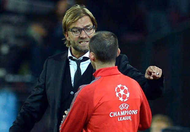 Klopp accepts extended Uefa touchline ban