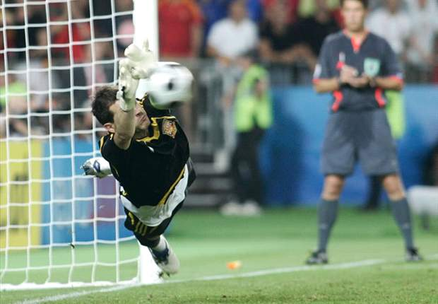 Italy Game Was The Hardest - Casillas