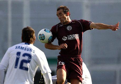 Somoza, a un paso de volver a Vélez