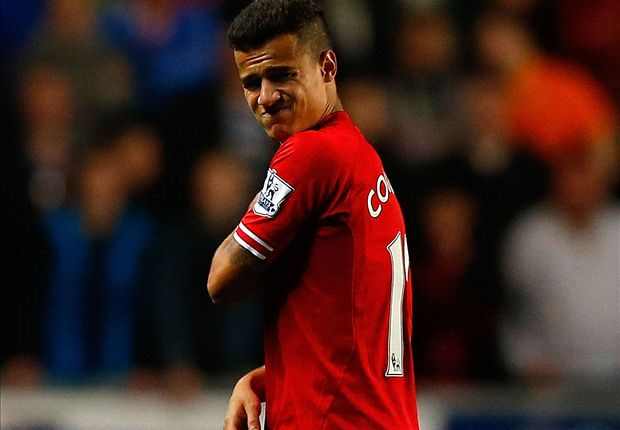 Injured Coutinho optimistic over Liverpool return