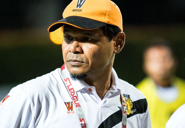 The Cheetahs' caretaker coach led them to a second successive win in only his third game in charge