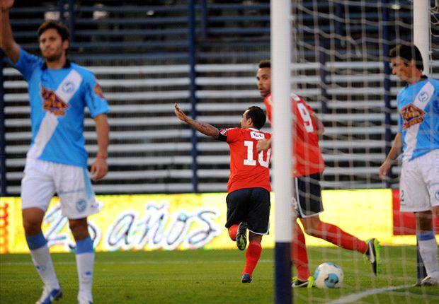 Independiente no quiere alejarse del lote que encabeza la tabla de posiciones.