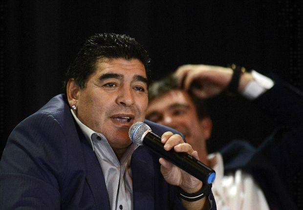 """Diego Maradona vio llorar a Lionel Messi """"como nunca"""""""