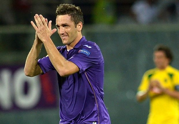 Fiorentina 3-0 Pacos de Ferreira: Rossi on target as Viola romp to victory