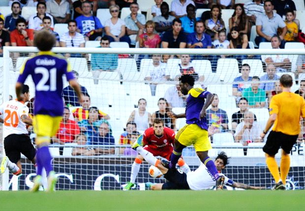 Valencia 0-3 Swansea: Michu and Bony star in Swans romp