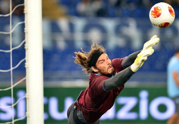 Federico Marchetti è alla Lazio dal 2011