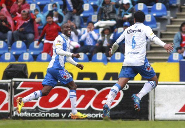 Liga Bancomer Mx: Puebla 2-0 Xolos I Callan al perro