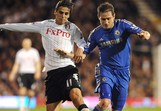 Frank Lampard up against Bryan Ruiz last season