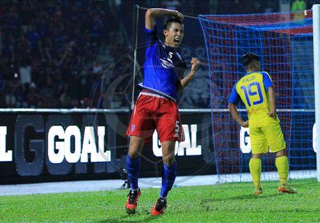 Rangkuman Pusingan ke-11 Liga Super