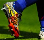 Arma de escolha: as 'chuteiras goleadores' do futebol europeu