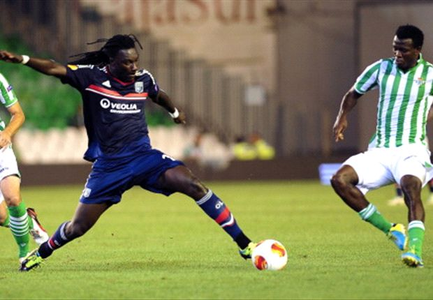 Impressive Nosa Igiebor named man of the match against Lyon in the Europa League