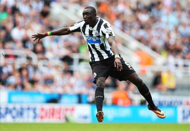 Pardew issues warning to Newcastle's goal-shy Cisse