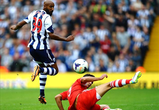 West Brom boss Clarke defends Anelka's barren spell
