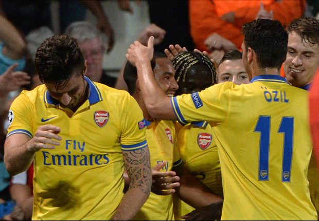 Arsenal - Stoke City Preview: Wenger's men aiming for fourth straight win