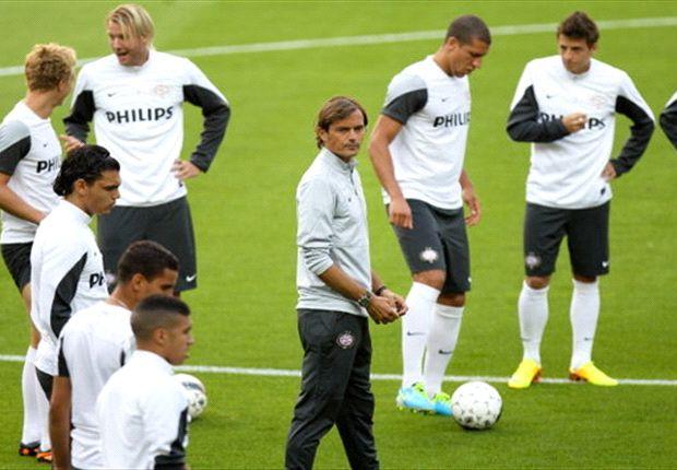 Cocu spaarde Park, Schaars voor 'Ajax'