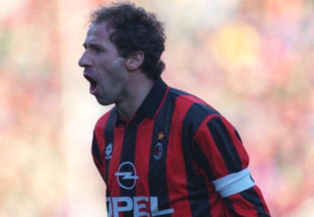 Baresi thrilled with Milan response