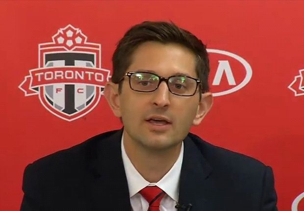 Toronto FC hires first-time GM Bezbatchenko
