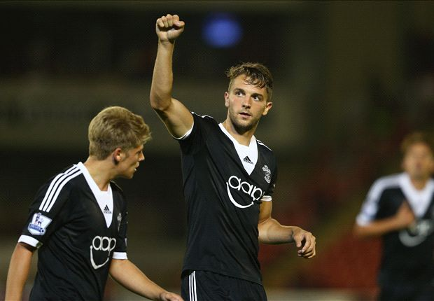 Southampton's Jay Rodriguez eager to get off the mark against Liverpool