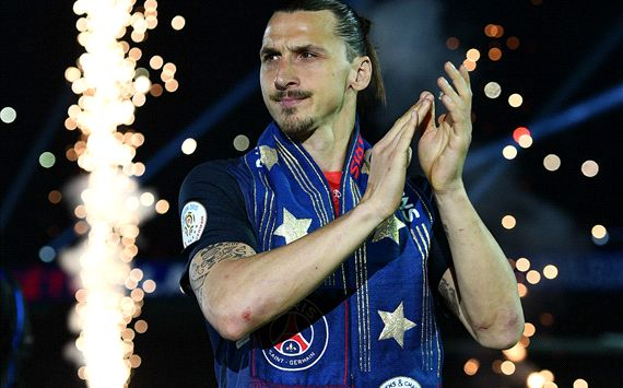 Semua Gol Ibrahimovic Di Ligue 1