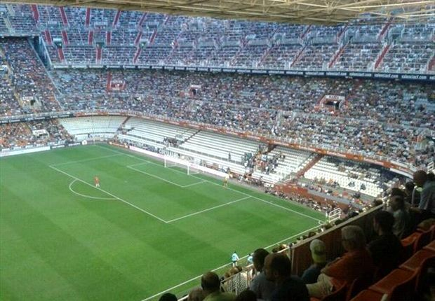 Al Atlético de Madrid se le atraganta Mestalla