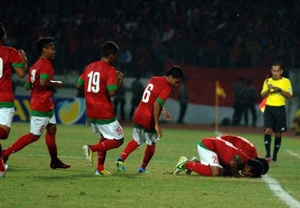 Indonesia bersua Vietnam di babak puncak Piala AFF U-19.