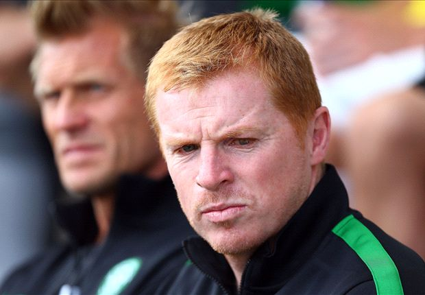Celtic lacking top-quality striker, says Lennon