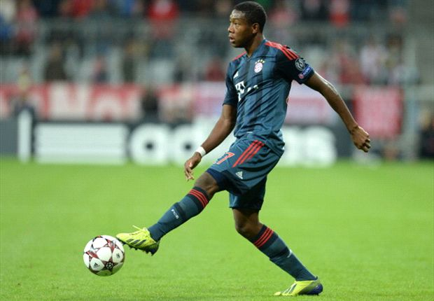 Bayern open Alaba contract talks