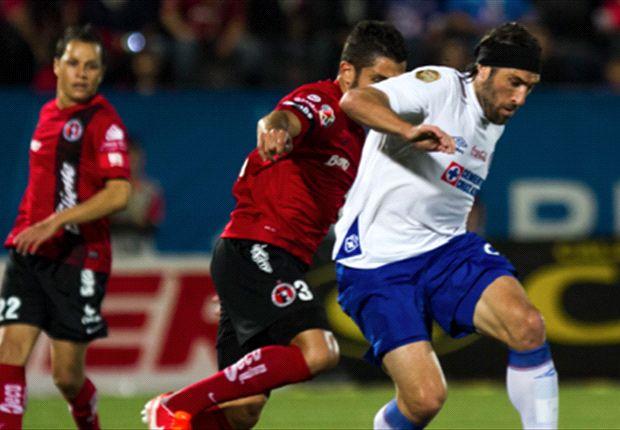 Liga Bancomer MX: Xolos 0-0 Cruz Azul | Todo menos un juego Caliente