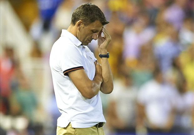 Djukic refuses to resign as Valencia boss