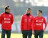 Claudio Bravo, Arturo Vidal y Alexis Sánchez.