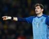 Del Bosque loue l'attitude de Casillas