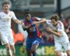 Pardew: Ferguson still sees Zaha as Man Utd calibre