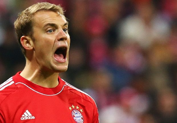 Neuer honoured at Ballon d'Or nomination