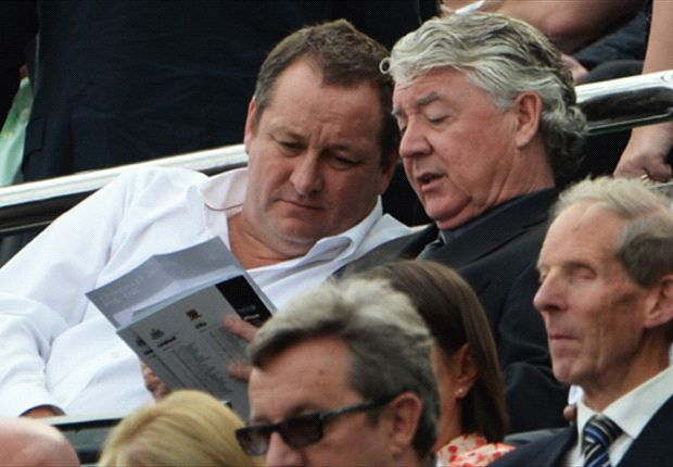 Kinnear resigns as director of football at Newcastle