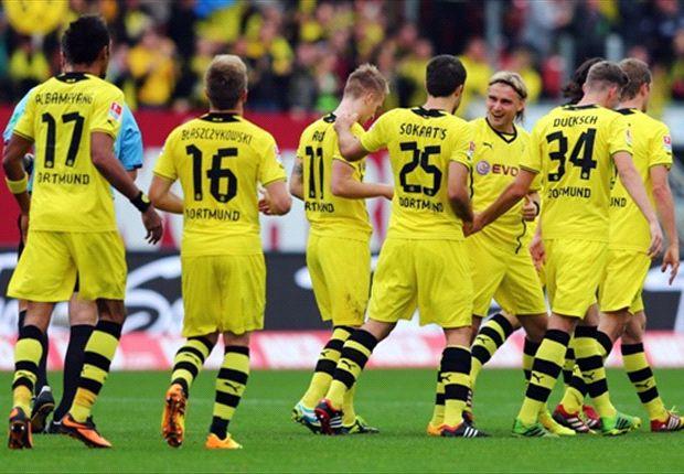 Borussia Dortmund bekommt es mit dem SC Freiburg zu tun