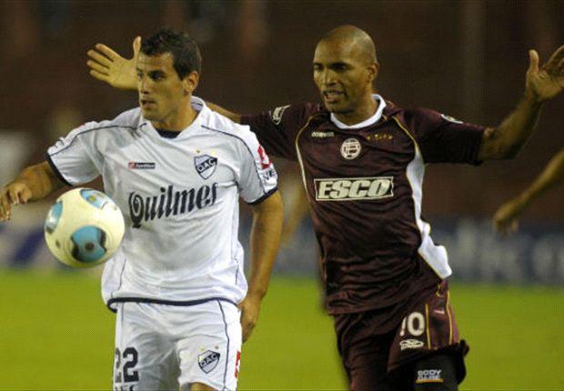 Se ven las caras dos equipos del Sur del Gran Buenos Aires.