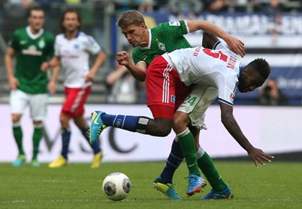 Werder Bremen Kuasai Nordderby