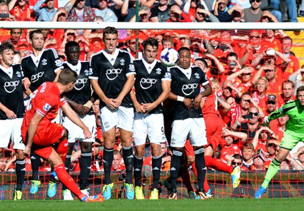 Southampton Pecundangi Liverpool