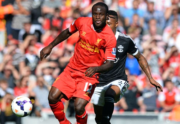 Moses concerned at lack of first-team football at Liverpool