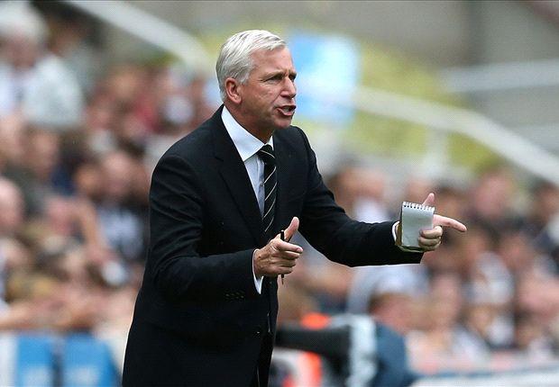 Pardew bemoans Newcastle inconsistency