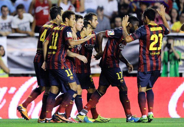 El Barcelona busca volver a ser líder en solitario y alejarse del Atlético de Madrid