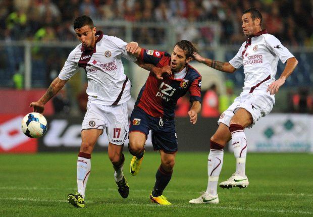 Livorno en Genoa vergeten te scoren