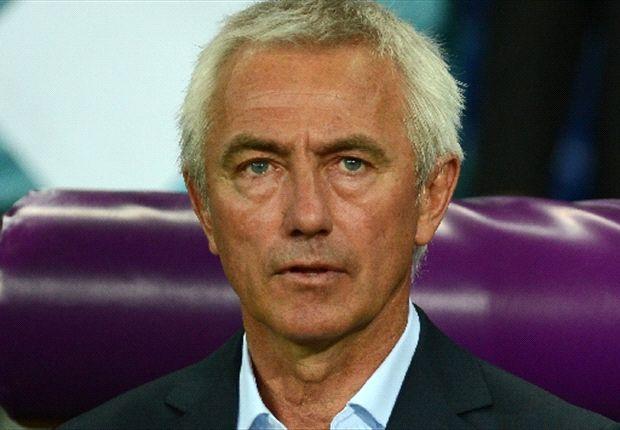 Van Marwijk named new Hamburg boss