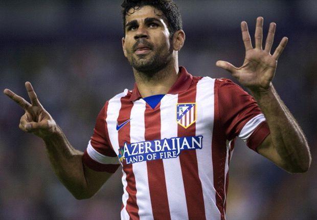 'A master of efficiency' - Goal's World Player of the Week Diego Costa